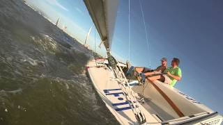 Download C scow clear lake races 6/28/13 vid 1 Video