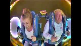 Download Lady craps her pants on slingshot ride! Video