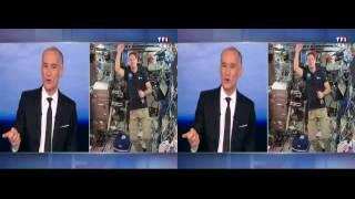 Download THOMAS PESQUET ASTRONAUTE A TF1 3D Video