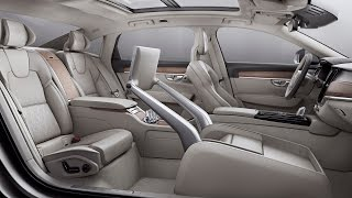 Download 2017 Volvo S90 Sedan Excellence (China-built) - interior Exterior and Drive Video