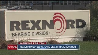 Download Rexnord employees watching Carrier deal Video