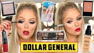 Download FULL FACE OF DOLLAR STORE MAKEUP   DOLLAR STORE MAKEUP CHALLENGE Video