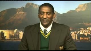 Download NEWSROOM: Errol Tobias, SA's first black Springbok Rugby player Video