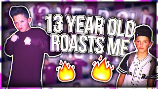 Download Jacob Sartorius ROASTS ME!! Video