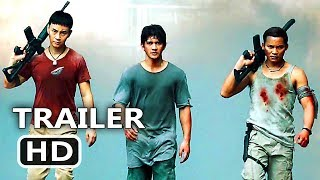 Download TRIPLE THREAT Official Trailer (2017) Tony Jaa, Iko Uwais, Scott Adkins Action Movie HD Video