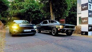 Download Original Mustang BULLITT - Goodwood Festival of Speed 2018 Video
