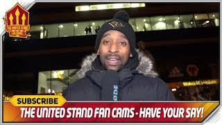 Download FLEX! Man Utd deserved to lose! Wolves vs Man Utd 2-1 FanCam Video