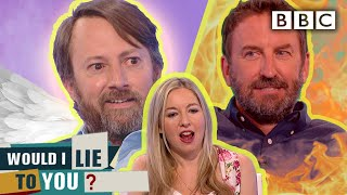 Download Awkward moment as Lee rips into David's marriage! | Would I Lie To You? - BBC Video