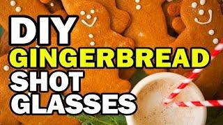 Download DIY Gingerbread Shot Glass Challenge Video