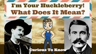 Download I'm Your Huckleberry History / Curious To Know Video
