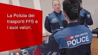 Download La Polizia dei trasporti FFS e i suoi valori. Video