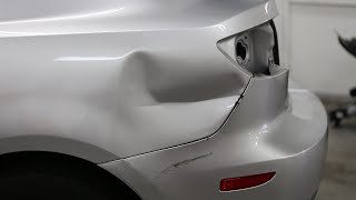 Download Big Dent | Paintless Collision Repair | San Diego Video