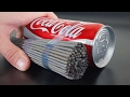 Download EXPERIMENT: SPARKLERS vs COCA COLA Video