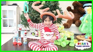 Download Christmas Morning 2017 Family Games and Toys with Ryan's Family Review Video