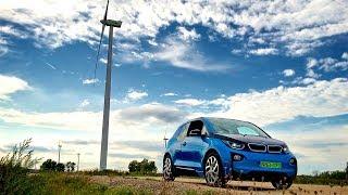 Download Elektromos autóval az autópályán? Szívás? Kipróbáltam egy BMW i3 kormánya mögött. Video