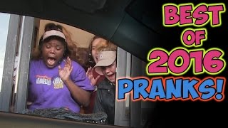Download BEST OF 2016 PRANKS COMPILATION!! Video