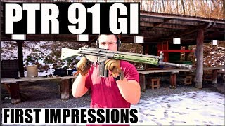 Download PTR 91 GI (First Impressions)! Video