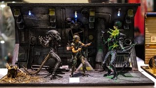 Download Elaborate Custom Dioramas for Action Figures! Video
