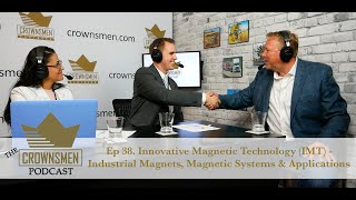 Download TCP 38. Innovative Magnetic Technology IMT - Industrial Magnets, Magnetic Systems & Applications Video
