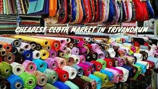 Download Cheapest cloth market in Trivandrum | East fort | Pazhavangadi | Video