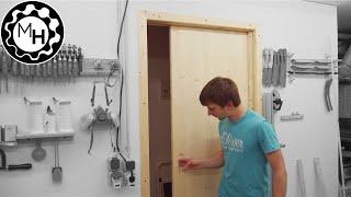 Download Installing a Sliding Door for the Workshop Video