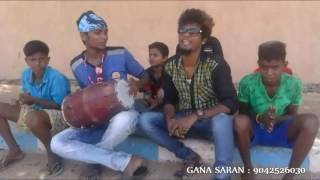 Download New Chennai Love Gana by Gana Saran Video
