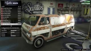 Download GTA 5 DLC Vehicle Customization (Bravado Youga Classic) Video