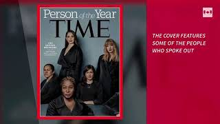 Download Time names 'The Silence Breakers' as 2017 Person of the Year Video