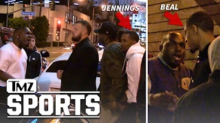 Download BRANDON JENNINGS, JOHN WALL INSULTED & THREATENED ... At Hollywood Club | TMZ Sports Video