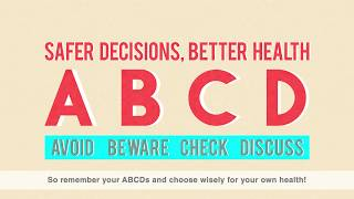 Download ABCD Quick Tips for Making Safer Health Decisions Video