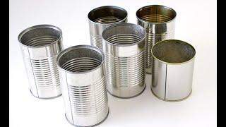Download diy crafts/tin can recycle craft لا ترمي العلب الفارغة/صنعت شيء مفيد في المنزل Video