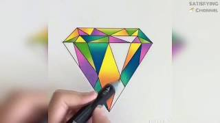 Download The Most Oddly Satisfying Art Video In The World! Video