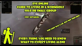 Download Eve Online - Guide Living in a Wormhole solo/small group Video