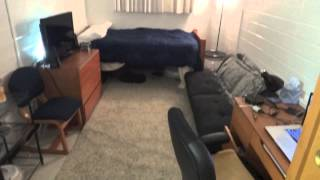 Download Tour of my New Dorm Room in Fusz Hall - Saint Louis University Video