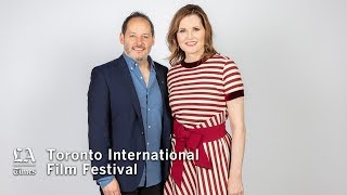 Download Geena Davis discusses women in Hollywood and the documentary 'This Changes Everything' | TIFF 2018 Video