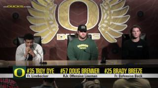 Download Players React to Dismissal of Head Coach Mark Helfrich Video