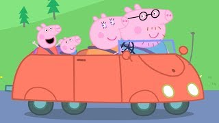 Download Peppa Pig Official Channel | Peppa Pig and the Red Car! Video