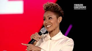 Download Jada Pinkett Smith and Ellen Pao Red Table Talk   The 2019 MAKERS Conference Video