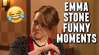 Download Emma Stone Funny Moments Video