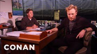 Download Conan Meets His Censor - CONAN on TBS Video