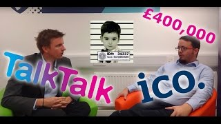 Download TalkTalk fined £400,000 by ICO but is it enough? Video