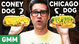 Download Ultimate Hot Dog Styles Taste Test Video