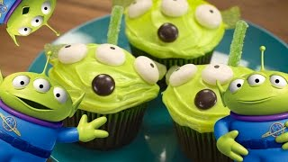 Download Toy Story Alien Cupcakes   Dishes by Disney Video