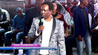 Download Removed Ligament REPLACED // ONE ON ONE SESSION WITH APOSTLE JERRY MAKANANISA Video
