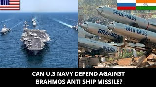 Download CAN U.S NAVY DEFEND AGAINST BRAHMOS ANTI SHIP MISSILE? Video