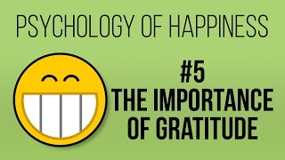 Download Be Grateful (Psychology of Happiness #5) Video