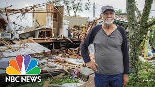 Download Man Returns Home To See What Hurricane Harvey Destroyed | NBC News Video