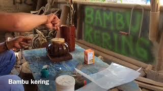 Download Cara Mudah Membuat Sendiri Lampu Hias dari Bambu Video