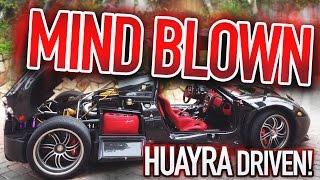 Download I Drive the Pagani Huayra-AMAZING [POV] Video