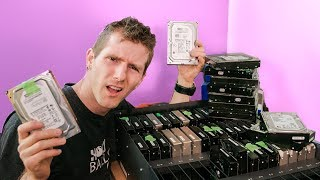Download HARD DRIVE Mining? This is getting ridiculous... Video